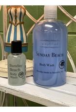 Sunday Beach Body Wash 2oz