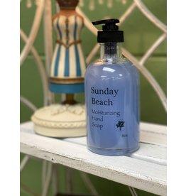 Sunday Beach Hand Soap 8oz