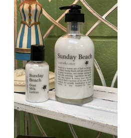 Sunday Beach Goat Milk Lotion 2oz