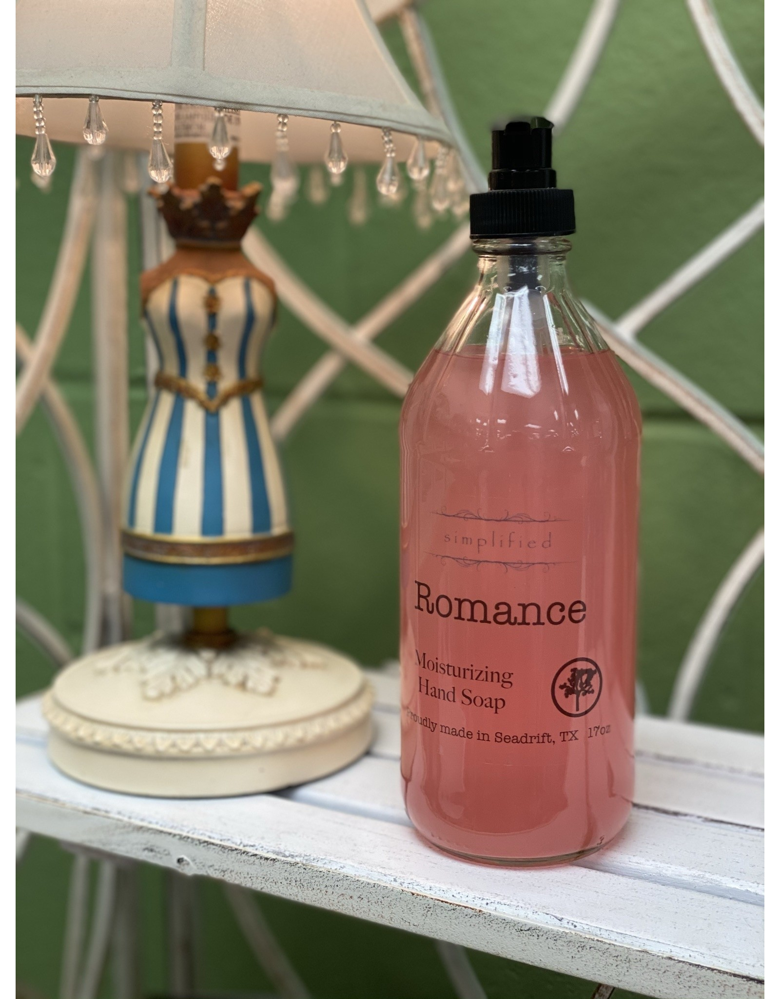 Romance Moisturizing Hand Soap 17oz