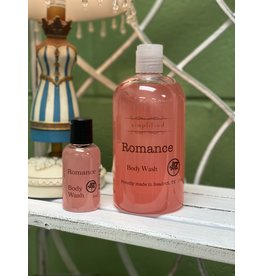Romance Body Wash 17oz