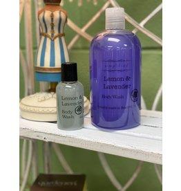 Lemon & Lavender Body Wash 2oz