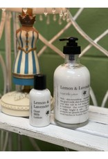 Lemon & Lavender Goat Milk Lotion 2oz