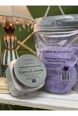 Lemon & Lavender Body Polish & Cleanser