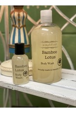 Bamboo Lotus Body Wash 17oz