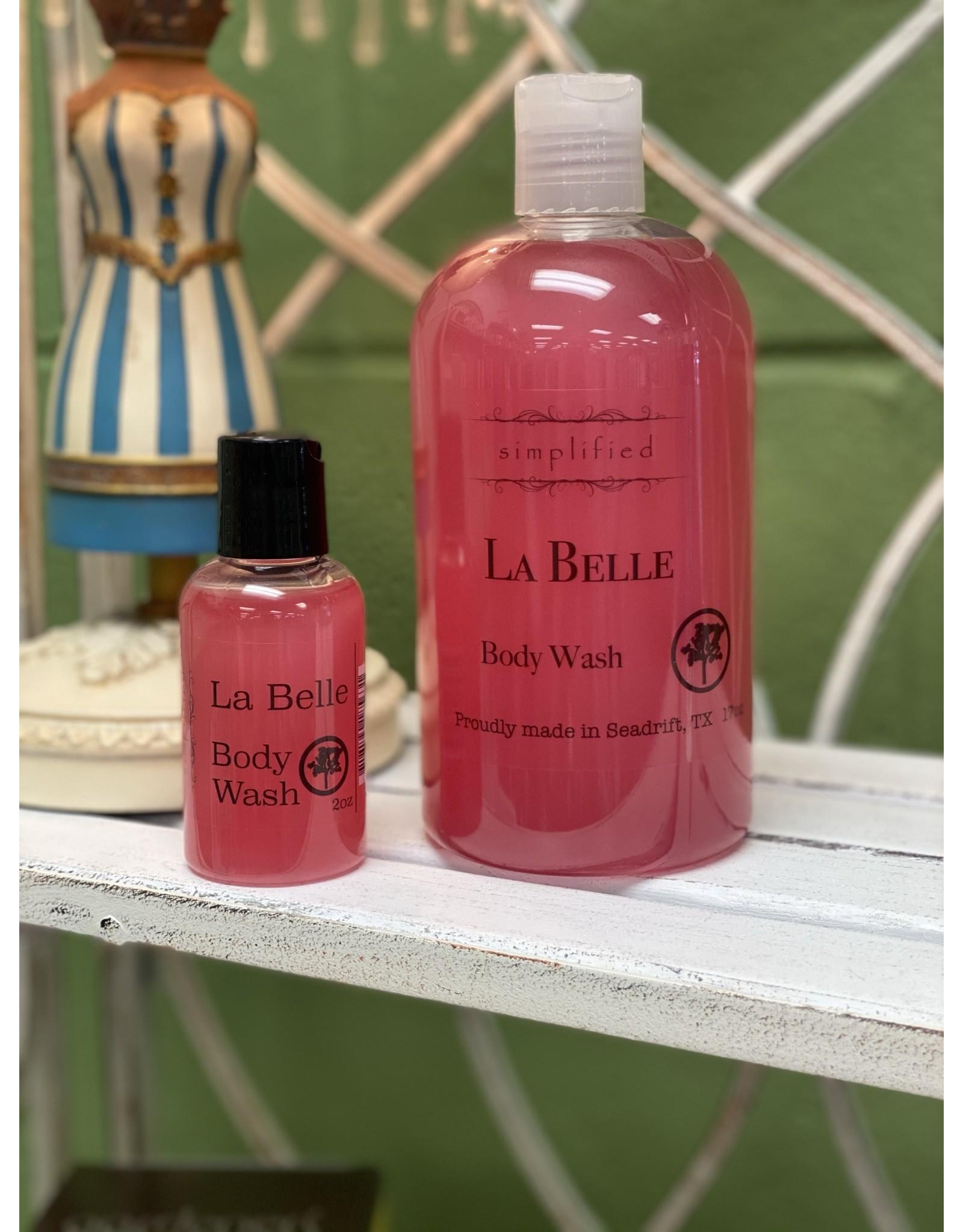 LaBelle Body Wash 17oz