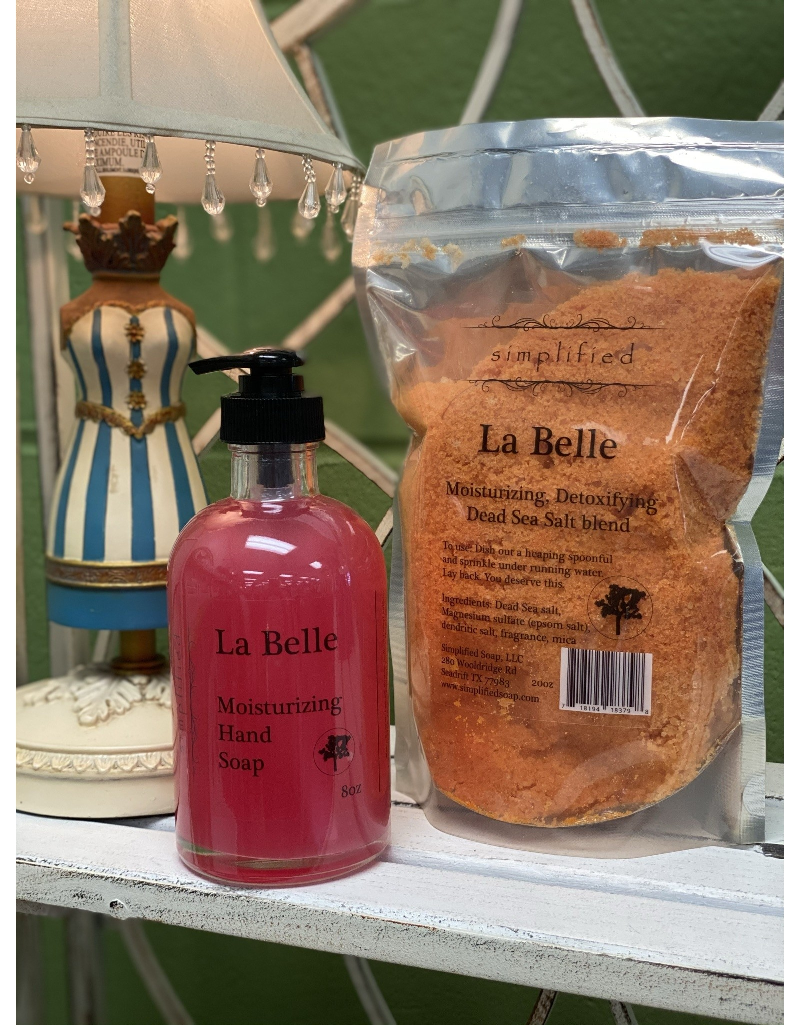 LaBelle Moisturizing Hand Soap 8oz