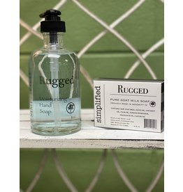 Rugged Moisturizing Hand Soap 8oz