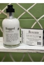 Rugged Bar Soap