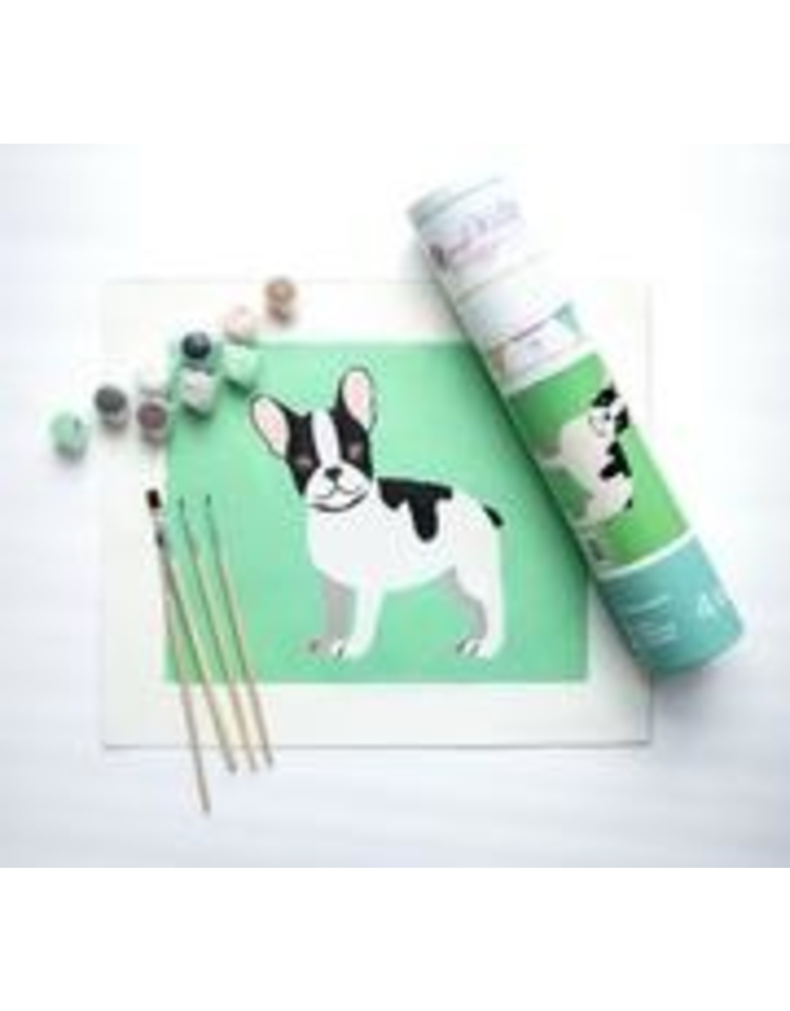 Pink Picasso Kids - Frenchie French