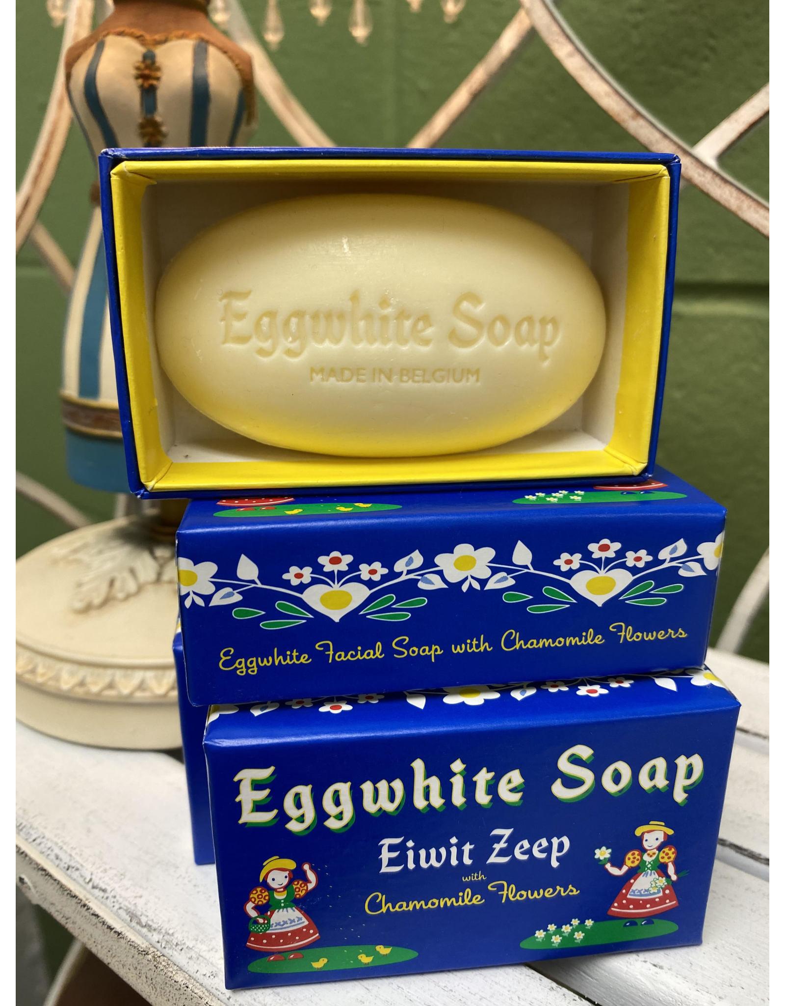 Eggwhite Soap