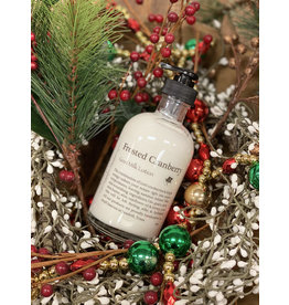 Frosted Cranberry 8oz Lotion