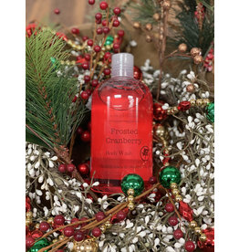 Frosted Cranberry Body Wash