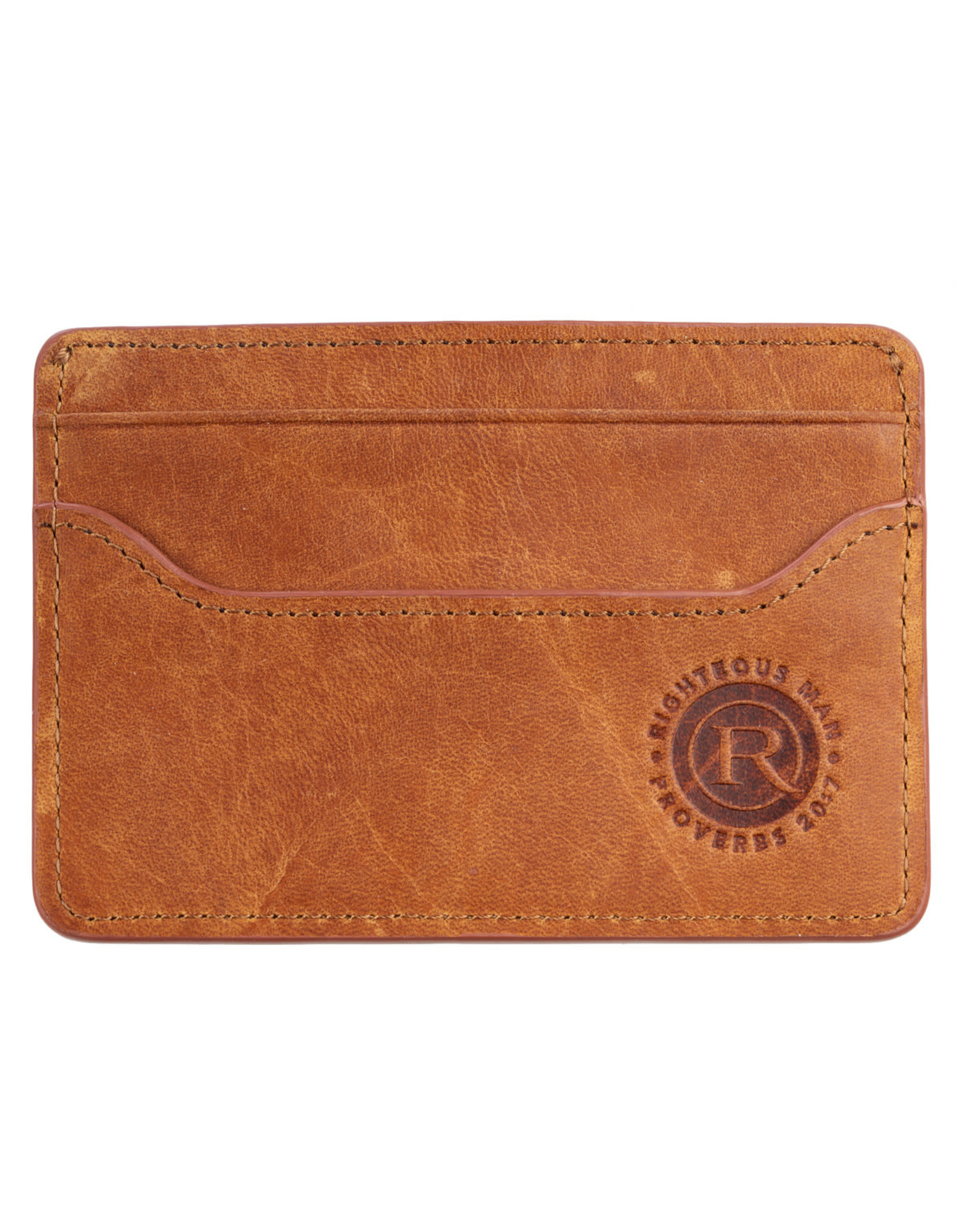 Card Holder Genuine Leather Righteous Man