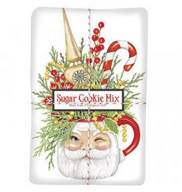 Mary Lake-Thompson Santa Mug Sugar Cookie Mix/Towel