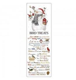 Mary Lake-Thompson Bird Treats Recipe Towel