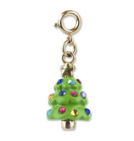 Charm-It Gold Christmas Tree