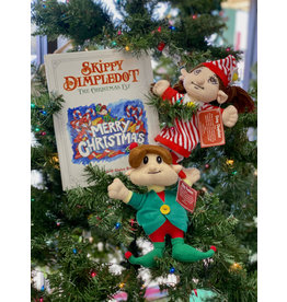 Elf Skippy Dimpledot - The Christmas Elf Story