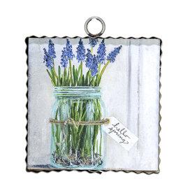 Mini Gallery Hello Spring Lavender Charm