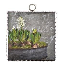 Mini Gallery Hyacinth Charm