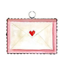 Mini Gallery Love Letter Charm