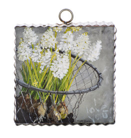 Mini Gallery Basket Charm