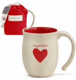 Together Heart Mug