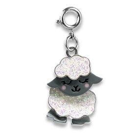 Charm-It Swivel Glitter Sheep