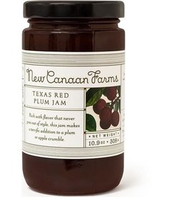 Texas Red Plum Jam