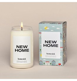 Homesick Candle New Home