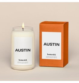 Homesick Candle Austin