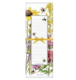Mary Lake-Thompson Save The Bees Dish Towel Notepad Set
