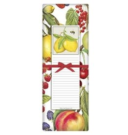Mary Lake-Thompson Lemon Dish Towel Notepad Set