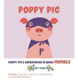 Pink Picasso Kids - Poppy Pig