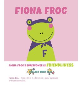 Pink Picasso Kids - Fiona Frog