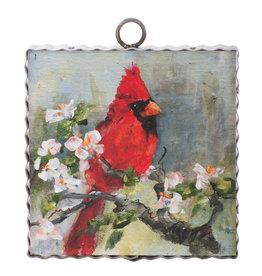 Mini Gallery Rozie Cardinal Charm