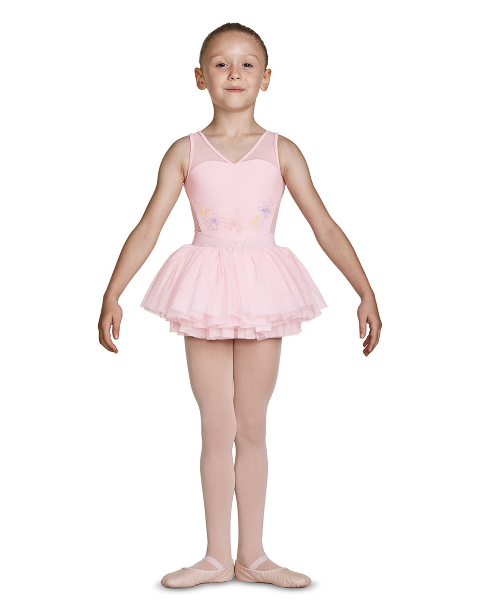 Mirella Mirella Fashion Embroidered Tutu