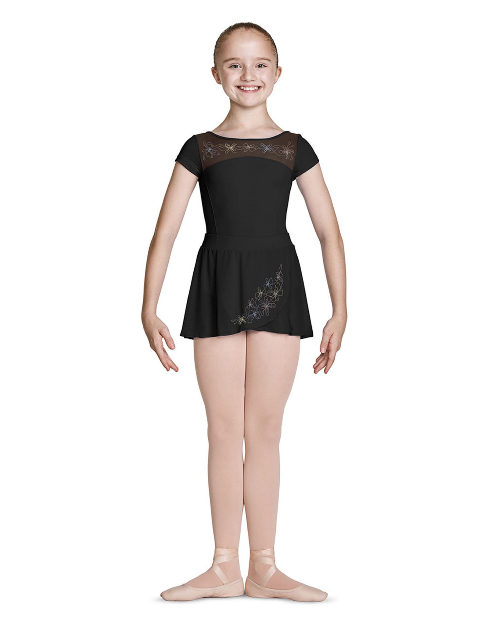 Mirella Mirella Fashion Embroidered Skirt