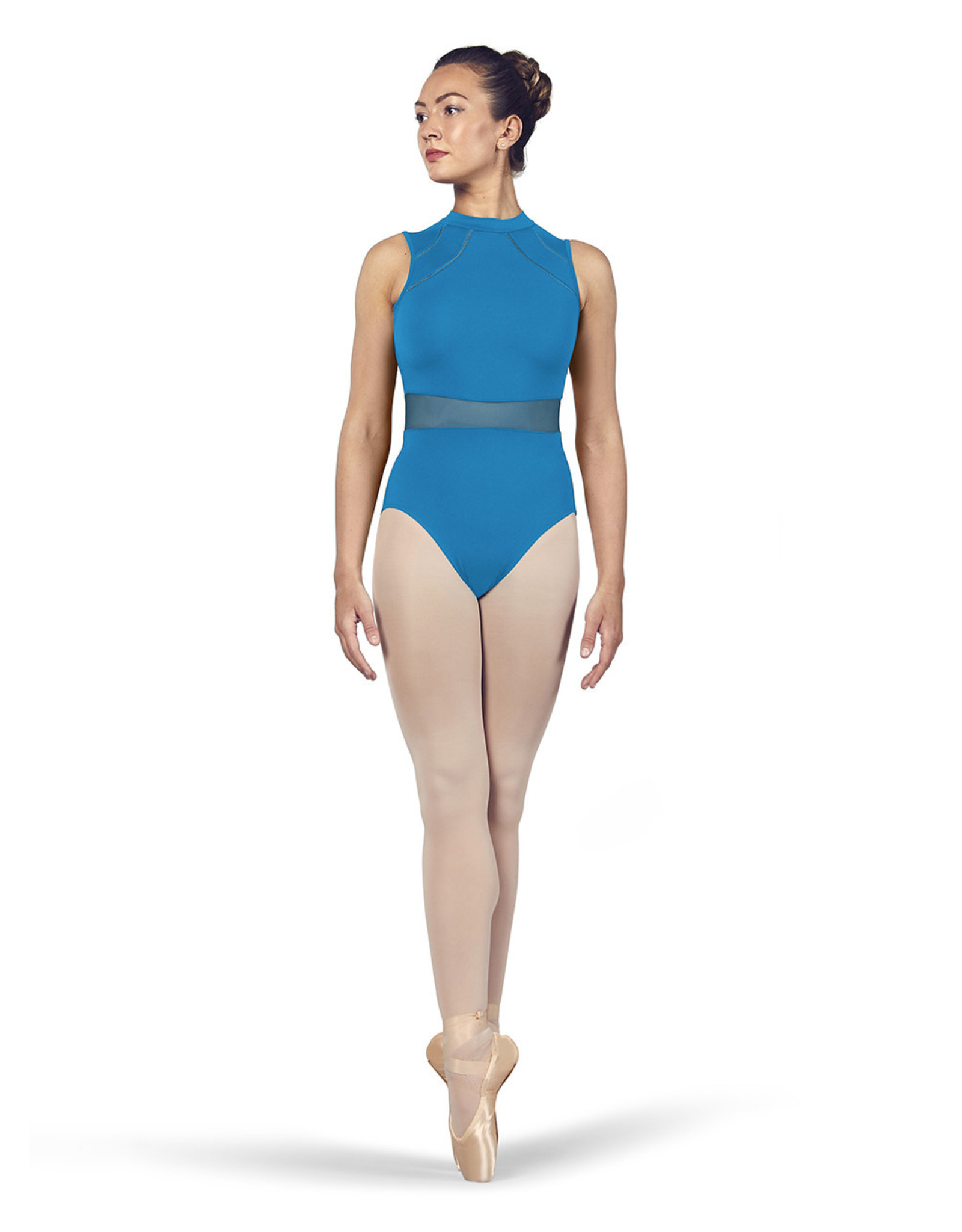 Bloch  Fashion High Neck Tank