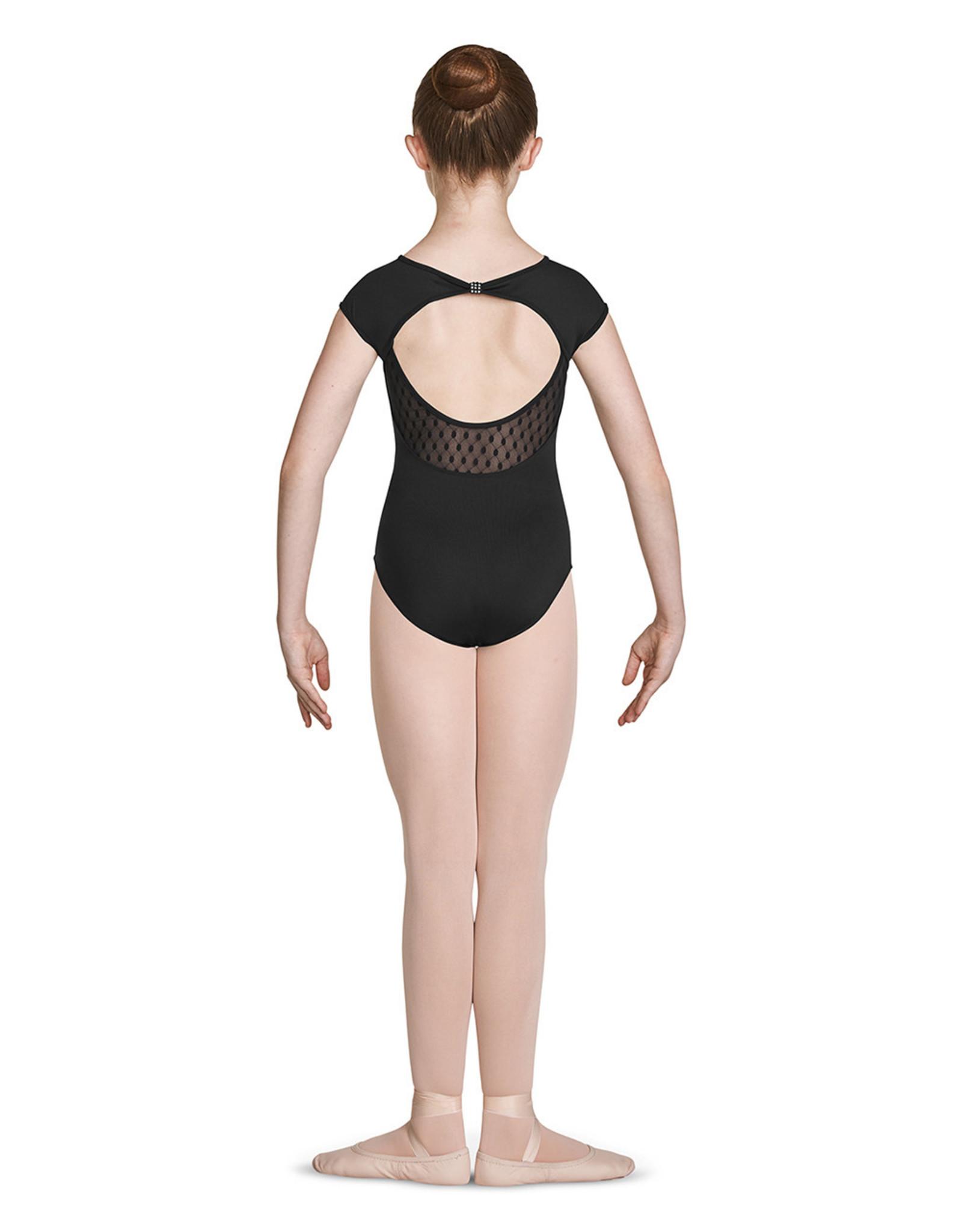 Mirella Mirella Fashion Open Back Cap Sleeve