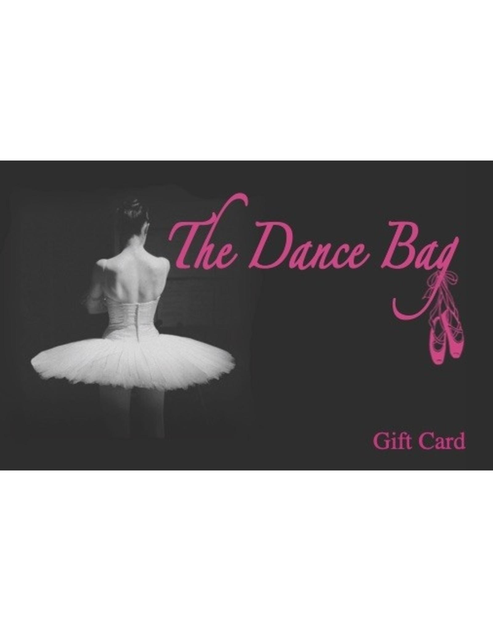 The Dance Bag Gift Card