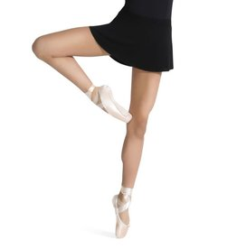 Capezio Capezio- Curved Pull On Skirt-