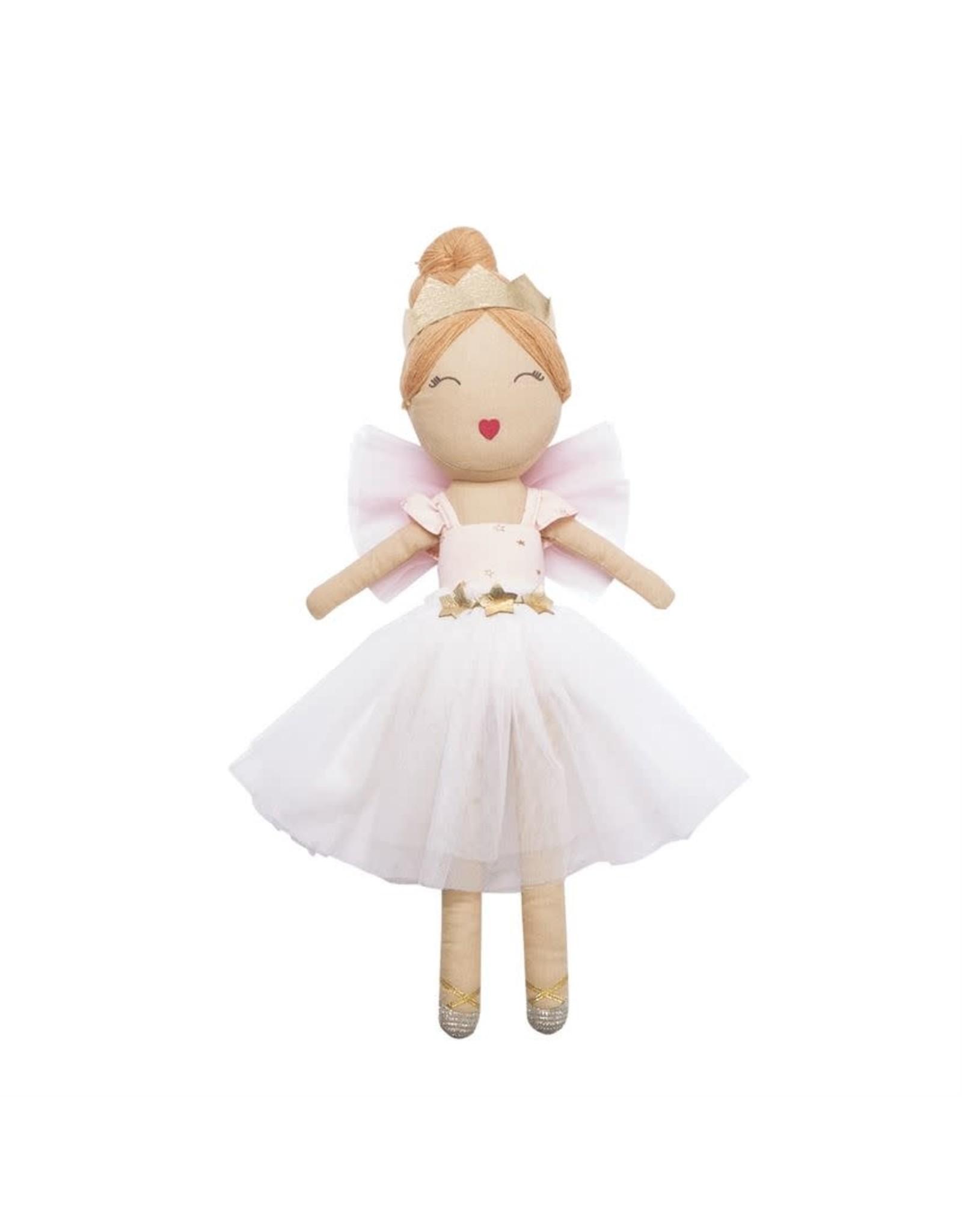 Mud Pie Mud Pie- Ballerina Doll