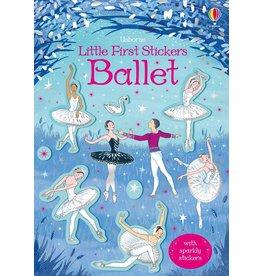 Usborne Usborne- Little Stickers- Ballet
