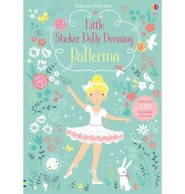 Usborne Usborne- Little Sticker Dolly Dressing- Ballerinas