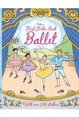 Usborne Usborne- First Sticker Book Ballet