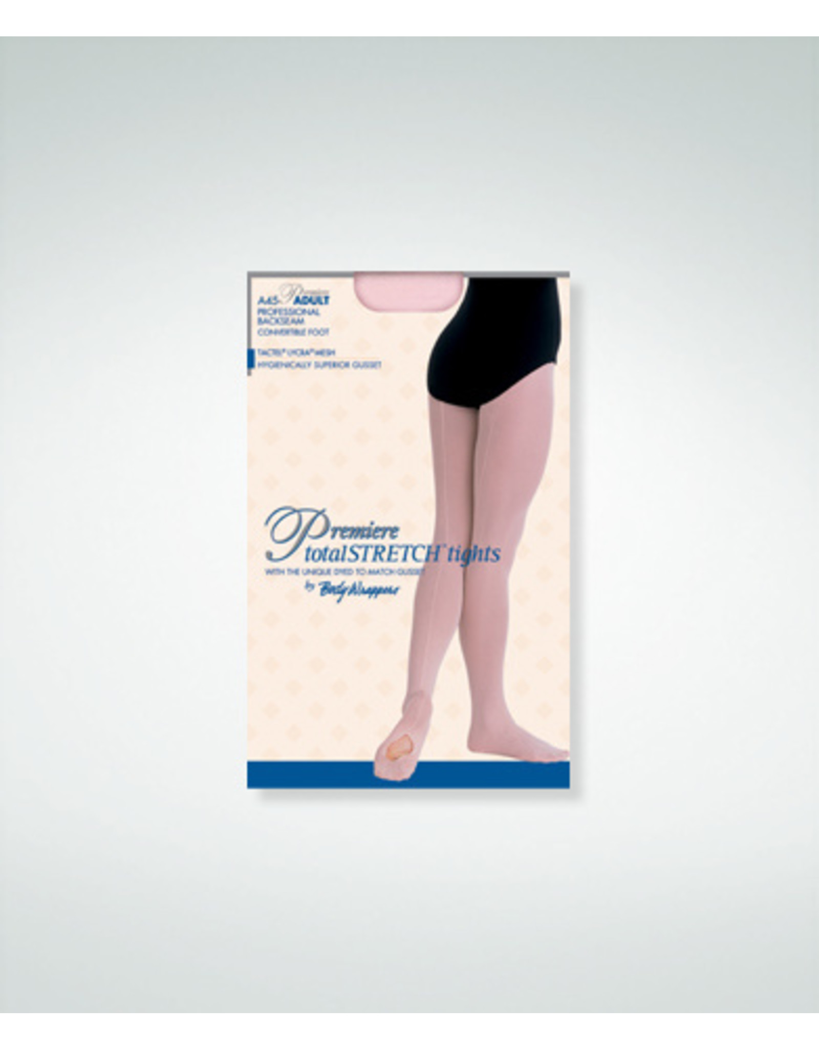 Bodywrappers Body Wrappers- Professional Mesh Tight