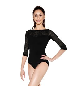 So Danca SoDanca Fashion Lace 3/4 Sleeve