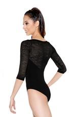 So Danca SoDanca Fashion Lace 3/4 Sleeve