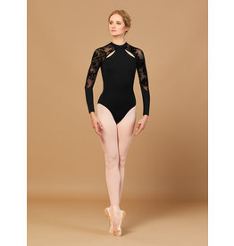 Bloch- Zip Long Sleeve